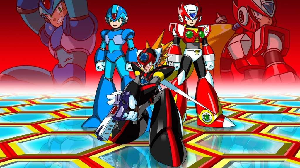 Mega Man x Collection wallpapers HD