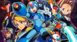 Mega Man x Collection Best Wallpaper