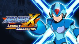 Mega Man x Collection Image Download