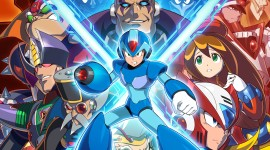Mega Man x Collection Photo Download