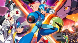 Mega Man x Collection Wallpaper 1080p