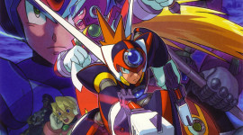 Mega Man x Collection Wallpaper For Android