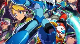 Mega Man x Collection Wallpaper For Mobile