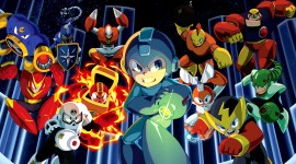 Mega Man x Collection Wallpaper Free