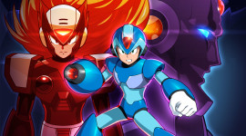 Mega Man x Collection Wallpaper Full HD