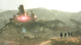 Metal Gear Survive Aircraft Picture