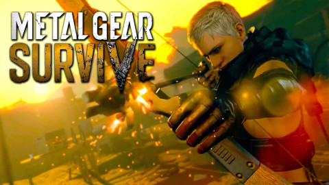 Metal Gear Survive wallpapers high quality