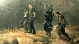 Metal Gear Survive Wallpaper