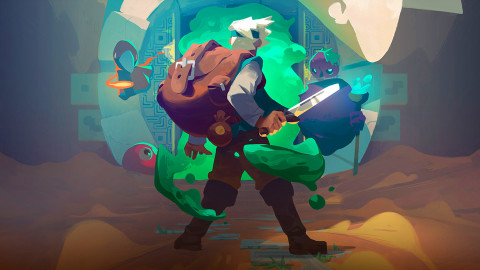 Moonlighter wallpapers high quality