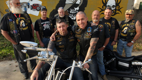 Motorcycle Club wallpapers high quality