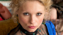 MyAnna Buring Wallpaper For IPhone 7