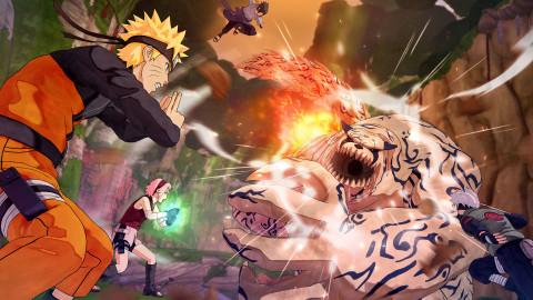 Naruto To Boruto Shinobi Striker wallpapers high quality