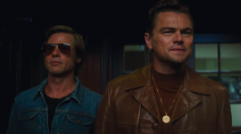 Once Upon A Time In Hollywood Wallpaper 1080p
