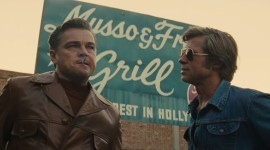 Once Upon A Time In Hollywood Wallpaper Gallery