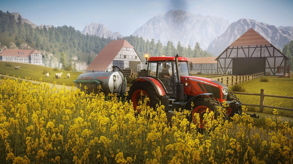 Pure Farming 18 wallpapers HD
