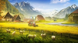 Pure Farming 18 Best Wallpaper