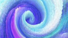 Purple Swirl Wallpaper For Android
