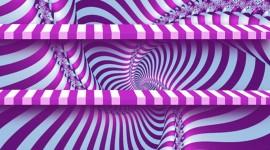 Purple Swirl Wallpaper For IPhone