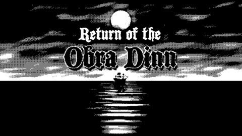 Return Of The Obra Dinn wallpapers high quality