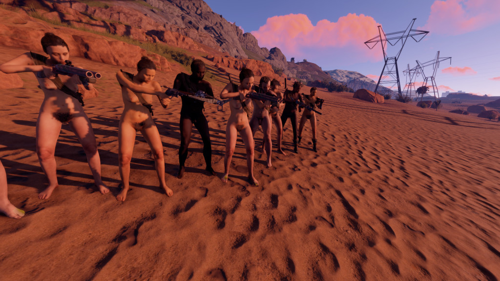 Rust Game wallpapers HD