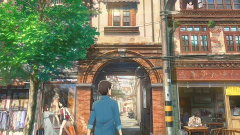 Shikioriori Flavors Of Youth wallpapers high quality