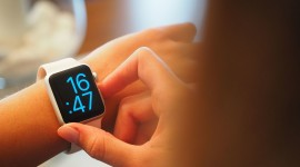 Smart Watch Desktop Wallpaper HD
