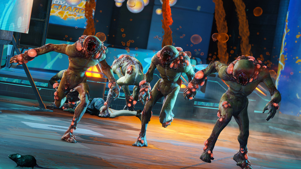 Sunset Overdrive wallpapers HD