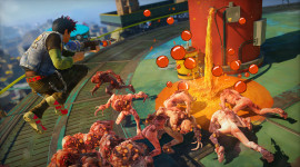 Sunset Overdrive Photo Download