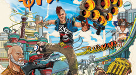 Sunset Overdrive Wallpaper For Android