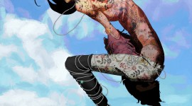 Sunset Overdrive Wallpaper For IPhone
