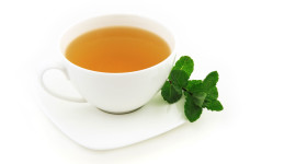 Tea With Mint Wallpaper Gallery