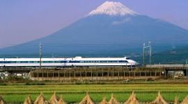 Trains In Japan Best Wallpaper