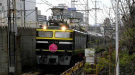 Trains In Japan Desktop Wallpaper Free