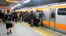 Trains In Japan Wallpaper For Desktop