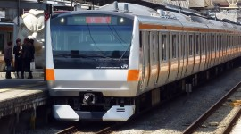 Trains In Japan Wallpaper For PC