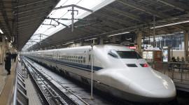 Trains In Japan Wallpaper Free