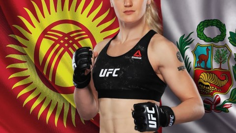 Valentina Shevchenko wallpapers high quality