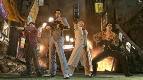 Yakuza Online wallpapers high quality