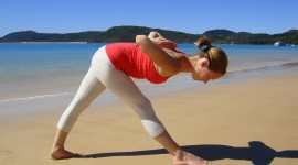 Yoga Vinyasa Wallpaper Download