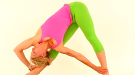 Yoga Vinyasa Wallpaper Download Free