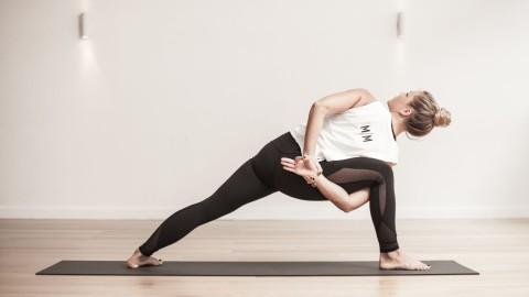 Yoga Vinyasa wallpapers high quality