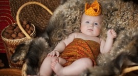 4K Baby Hat Photo