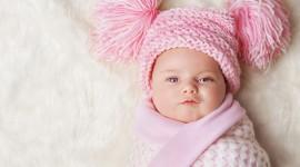 4K Baby Hat Wallpaper HQ