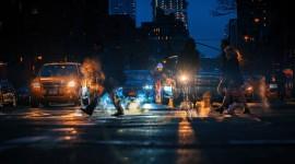 4K City Traffic Jams Best Wallpaper