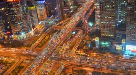 4K City Traffic Jams Image Download