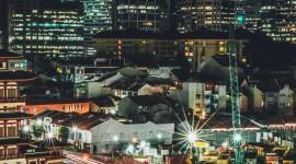 4K City Traffic Jams Wallpaper For Mobile