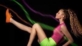 4K Girl Sport Image Download