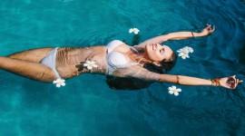 4K Girl Swimsuit Wallpaper For PC