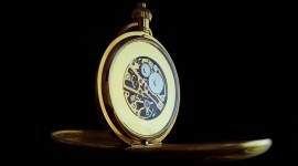 4K Pocket Watch Photo
