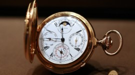 4K Pocket Watch Photo Download